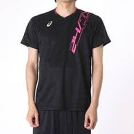 アシックス ASICS ユニセックス バレーボール 半袖プラクティスシャツ プラシヤツHS XW6625
