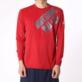 アシックス ASICS バスケットボール 長袖Tシャツ プリントTシャツLS XB6581