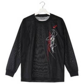 アシックス ASICS バスケットボール 長袖Tシャツ プリントTシャツLS XB990N