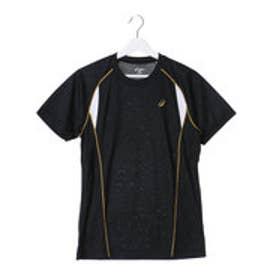 アシックス asics ユニセックス 半袖機能Tシャツ Tシヤツ EZA922
