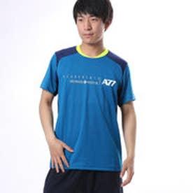 アシックス ASICS ユニセックス 半袖機能Tシャツ A77メツシユTシヤツ XA6210