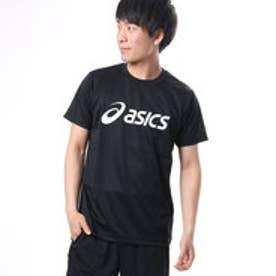 アシックス ASICS ユニセックス バレーボール 半袖Tシャツ ビッグロゴTシャツ EZT714