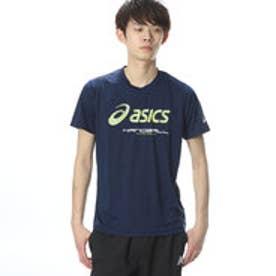 アシックス asics ユニセックス ハンドボール 半袖プラクティスシャツ プリントTシャツHS XH9001