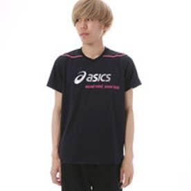 アシックス ASICS ユニセックス バレーボール 半袖Tシャツ プラシャツHS XW6729