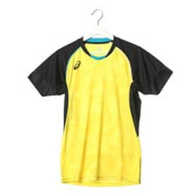 アシックス asics ユニセックス バレーボール 半袖Tシャツ ブレードゲームシャツHS XW6722