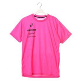 アシックス ASICS バレーボール 半袖Tシャツ プリントTシャツHS XW6726