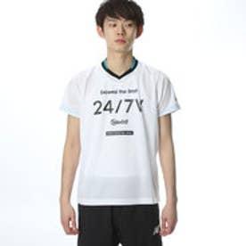 アシックス ASICS バレーボール 半袖Tシャツ プラシャツHS XW6725