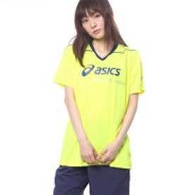 アシックス ASICS バレーボール 半袖Tシャツ プラシャツHS XW6729