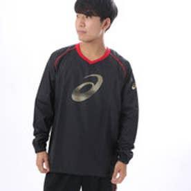 アシックス ASICS バレーボール 長袖Tシャツ 長袖ウオームアップシャツ XWW626