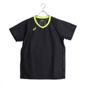 アシックス ASICS バレーボール 半袖Tシャツ 半袖ウオームアップシャツ XWW624