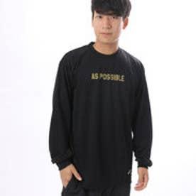 アシックス asics ユニセックス バスケットボール プリント長袖Tシャツ XB6623