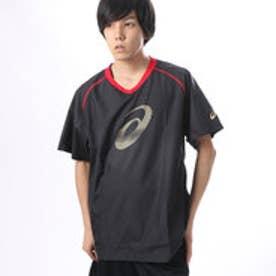 アシックス ASICS バレーボール 半袖Tシャツ 半袖ウオームアップシャツ XWW625