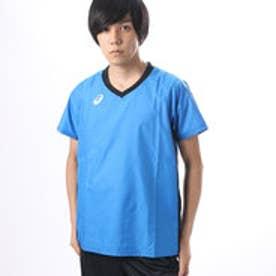 アシックス asics ユニセックス バレーボール 半袖Tシャツ 半袖ウオームアップシャツ XWW624