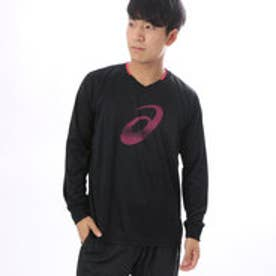 アシックス asics ユニセックス バレーボール 長袖Tシャツ 長袖プラシャツ XW6734