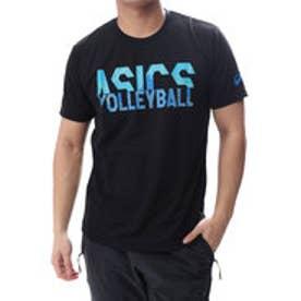 アシックス ASICS バレーボール 半袖Tシャツ プリントショートスリーブトップ XW6742