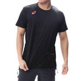 アシックス ASICS バレーボール 半袖Tシャツ プリントショートスリーブトップ XW6743