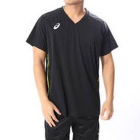アシックス asics バレーボール 半袖Tシャツ ウオームアツプ シヤツ 2051A005