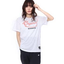 アシックス asics レディース バスケットボール 半袖 Tシャツ WSプリントシヨートスリーブトツプ XB6635