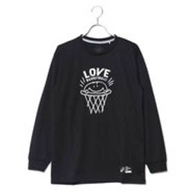 アシックス asics レディース バスケットボール 長袖Tシャツ W'sプリントLSトツプ 2062A010