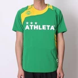 アスレタ ATHLETA サッカープラクティスシャツ AP-0125 ケリーグリーン×イエロー