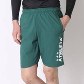 アスレタ ATHLETA サッカープラクティスパンツ ポケット付きプラパン AP-0140 グリーン  (ダークグリーン)