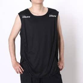 アスレタ ATHLETA サッカーノースリーブインナーシャツ インナーシャツ 01081  (ブラック)