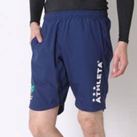 アスレタ ATHLETA サッカープラクティスパンツ ポケット付きプラパン AP-0140 ネイビー  (ネイビー)