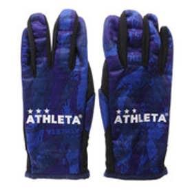 アスレタ ATHLETA メンズ サッカー/フットサル 防寒手袋 フィールドグローブ 05205