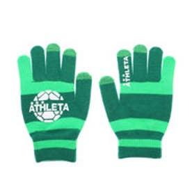アスレタ ATHLETA メンズ サッカー/フットサル 防寒手袋 フィールドニットグローブ 05204