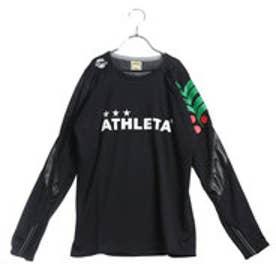 アスレタ ATHLETA ジュニア サッカー/フットサル 長袖シャツ カラープラクティスシャツ 02286J