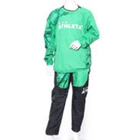 アスレタ ATHLETA ジュニア サッカー/フットサル ウインド上下セット ピステスーツ 02301J