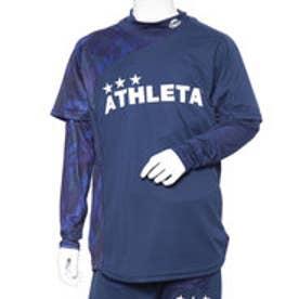 アスレタ ATHLETA ジュニア サッカー/フットサル レイヤードシャツ プラシャツインナーセット 02299J
