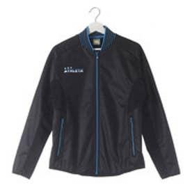 アスレタ ATHLETA メンズ サッカー/フットサル ジャージジャケット ウルトラシェルジャケット 02278 (ブラック)