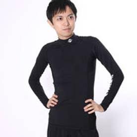 アスレタ ATHLETA メンズ サッカー/フットサル 長袖インナーシャツ パワーインナーシャツ 01082 (ブラック)
