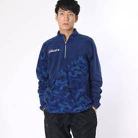 アスレタ ATHLETA メンズ サッカー/フットサル ジャージジャケット フリースプラウォームシャツ 02272