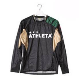 アスレタ ATHLETA メンズ サッカー/フットサル 長袖シャツ カラープラクティスシャツ 02267