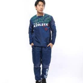 アスレタ ATHLETA メンズ サッカー/フットサル ウインド上下セット ピステスーツ 02287