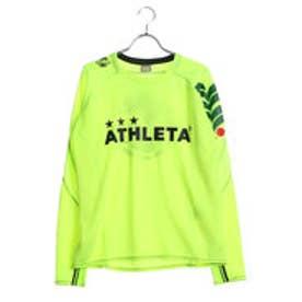 アスレタ ATHLETA メンズ サッカー/フットサル 長袖シャツ カラープラクティスシャツ 02286