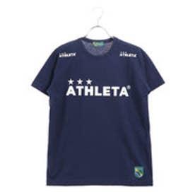 アスレタ ATHLETA メンズ サッカー フットサル 半袖 シャツ 定番ロゴTシャツ 03015M