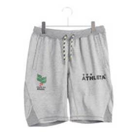 アスレタ ATHLETA メンズ サッカー/フットサル スウェットパンツ ライトスウェットハーフパンツ 03307