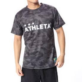 アスレタ ATHLETA メンズ サッカー フットサル 半袖 シャツ メッシュプラTシャツ AP-156