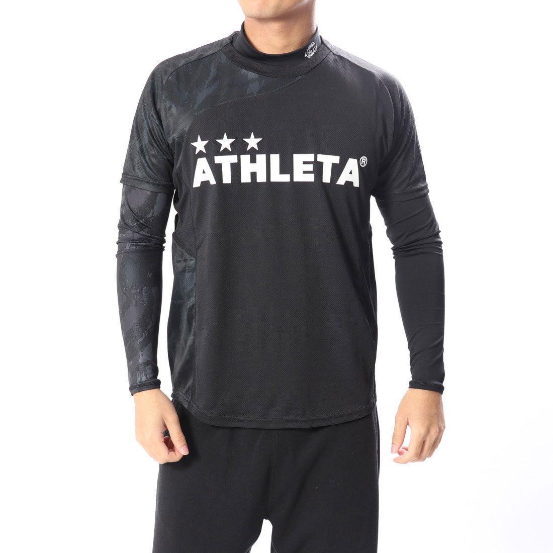 ロコンド 靴とファッションの通販サイトアスレタ ATHLETA メンズ サッカー/フットサル レイヤードシャツ プラシャツインナーセット 02299