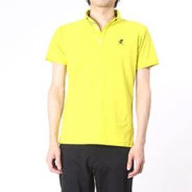 【アウトレット】オーバカナル AUX BACCHANALES ゴルフシャツ  AB M161P01B (イエローグリーン)