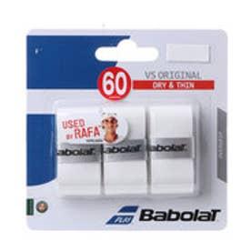 バボラ Babolat グリップテープ  BAB VSG WH NEW