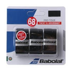 バボラ Babolat グリップテープ  BAB プロツアー BK