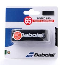 バボラ Babolat グリップレザー  BAB シンテックプロ BK