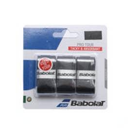 バボラ Babolat ユニセックス テニス グリップテープ プロツアー×3 BA653037