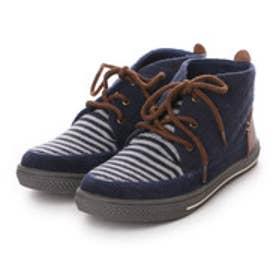 ビーシーカンパニー B.C.COMPANY ブーツ ショートブーツ 5556 ネイビー 4320 (ネイビー)
