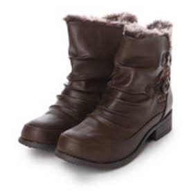 【アウトレット】ビーシーカンパニー B.C.COMPANY ブーツ カジュアルブーツ 182108 ブラウン 4326 (ブラウン)
