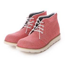【アウトレット】ビーシーアール BCR ブーツ カジュアルブーツ BC7301 ブラウン 0093 (ピンク)